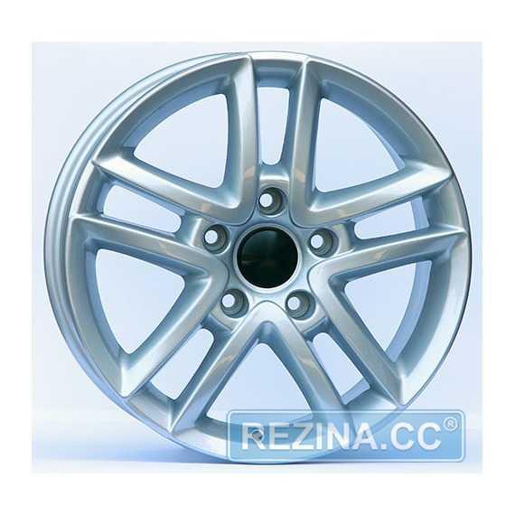 Wheels Factory WVS5 SILVER - rezina.cc
