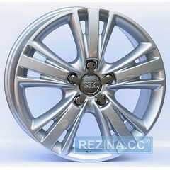 Wheels Factory WVS3 SILVER - rezina.cc