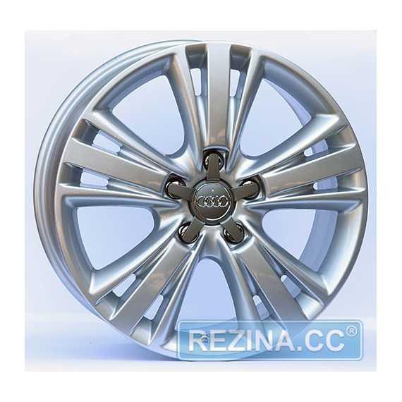 Wheels Factory WVS3 SILVER - rezina.cc