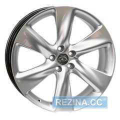 Wheels Factory WIF1 SILVER - rezina.cc