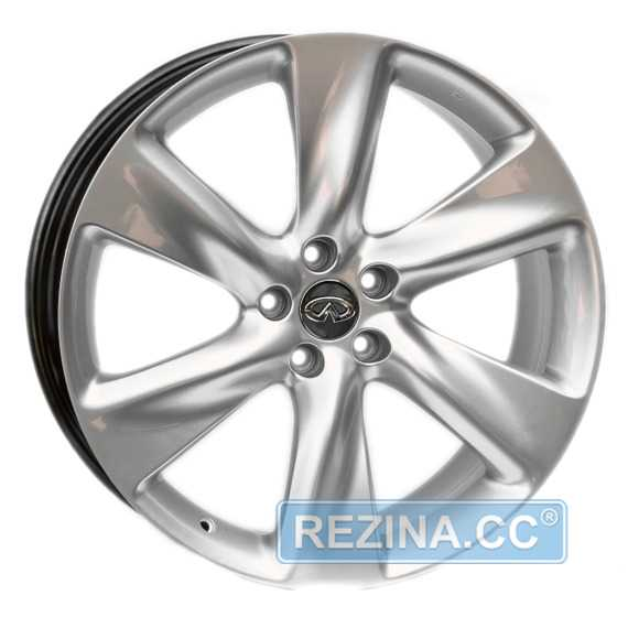 Wheels Factory WIF1 SILVER - rezina.cc