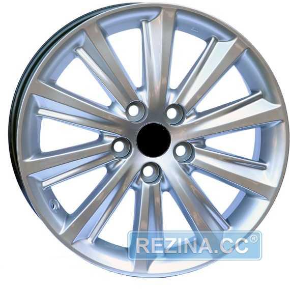 Wheels Factory WLS1 HYPER SILVER - rezina.cc