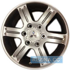 Купить ZD WHEELS 730 GM R17 W7.5 PCD6x139.7 ET46 DIA67.1