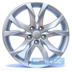 Wheels Factory WLR2 SILVER - rezina.cc