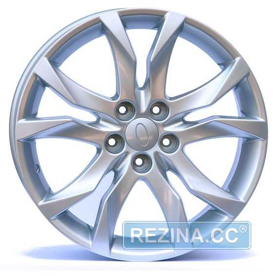 Wheels Factory WLR2 SILVER - rezina.cc
