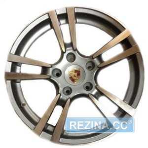 Купить ZD WHEELS S960 GMF R20 W9.5 PCD5x130 ET42 DIA71.6