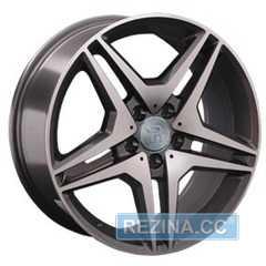 Купить ZD WHEELS 590 GMF R18 W8 PCD5x112 ET45 DIA66.6