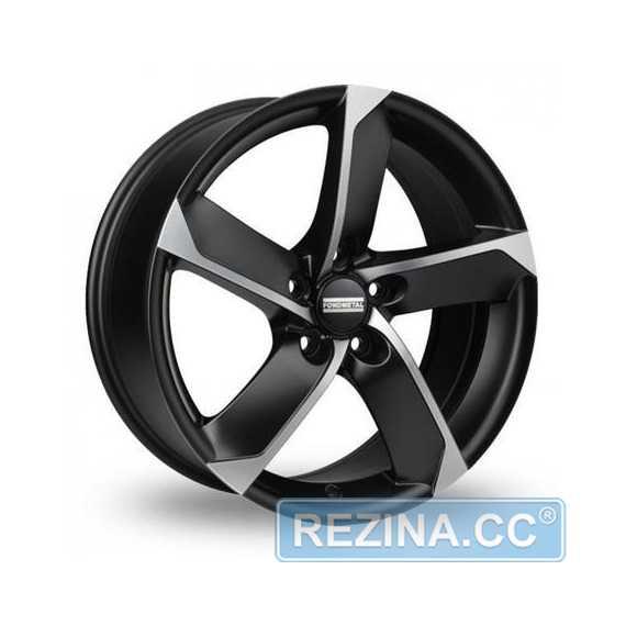 FONDMETAL 7900 Black polished - rezina.cc