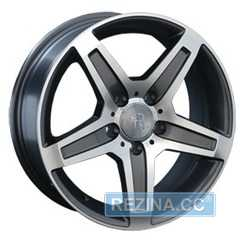 Купить ZD WHEELS S296 GM R19 W9.5 PCD5x130 ET50 DIA84.1