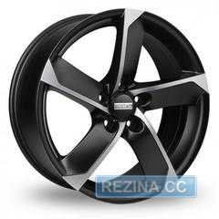 Купить FONDMETAL 7900 Black polished R16 W7 PCD5x114.3 ET42 DIA67.1