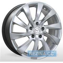 Купить ZD WHEELS 613 S R17 W7 PCD5x114.3 ET55 DIA67.1