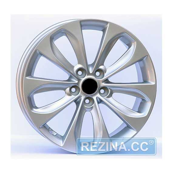Wheels Factory WHD3 SILVER - rezina.cc