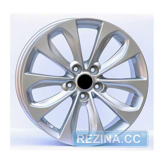 Wheels Factory WHD3 SILVER - rezina.cc