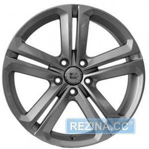 Купить WSP ITALY XIAMEN W467 DULL SILVER R17 W7 PCD5x112 ET42 DIA57.1