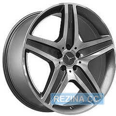 Купить REPLICA MR968 GMF R20 W10 PCD5x112 ET46 DIA66.6