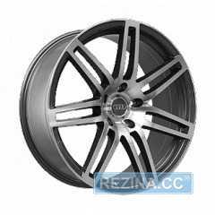 Купить REPLAY A 448 GMF R22 W10 PCD5x130 ET50 DIA71.6