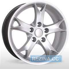 Купить REPLICA Mitsubishi YQR-083 S R17 W6.5 PCD5x114.3 ET38 DIA67.1