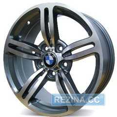 Купить REPLAY B110 GMF R18 W8.5 PCD5x120 ET48 DIA72.6