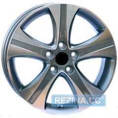 Replica WheelsFactory WHD2 GM - rezina.cc