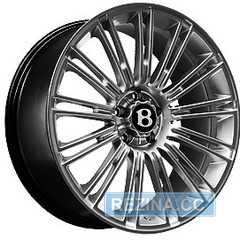 Купить REPLICA BN909 HPB R20 W9.5 PCD5x112 ET35 DIA57.1