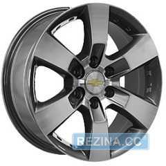 Купить REPLICA GN388 GMF R17 W7.5 PCD6x127 ET31 DIA76.1