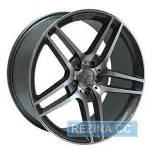 Купить REPLICA MR844 GMF R20 W8.5 PCD5x112 ET43 DIA66.6