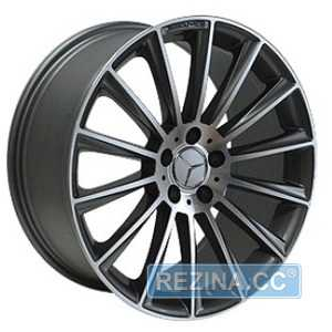 Купить REPLICA MR860 GMF R20 W9.5 PCD5x112 ET43 DIA66.6