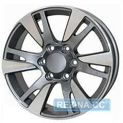 Купить REPLICA TY 6012 GMF R20 W9 PCD6x139.7 ET25 DIA106.2