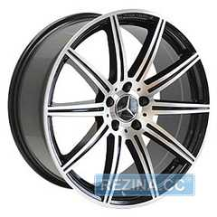Купить Replica MR 857 MBF R19 W8.5 PCD5x112 ET38 DIA66.6