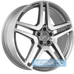 Купить Replica MR 731 GMF R20 W8.5 PCD5x112 ET43 DIA66.6