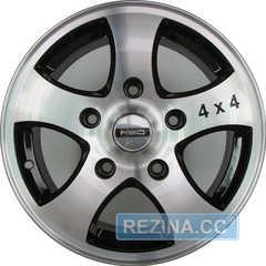 Купить TECHLINE 541 BD R15 W6.5 PCD5x139.7 ET40 DIA98