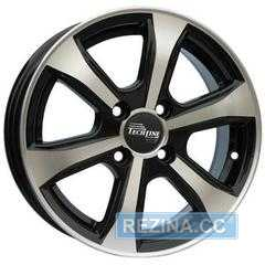 Купить TECHLINE 408 BD R14 W5.5 PCD4x100 ET43 DIA60.1