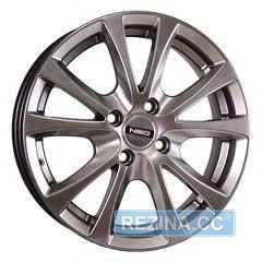 Купить TECHLINE 509 S R15 W6 PCD4x114.3 ET45 DIA67.1