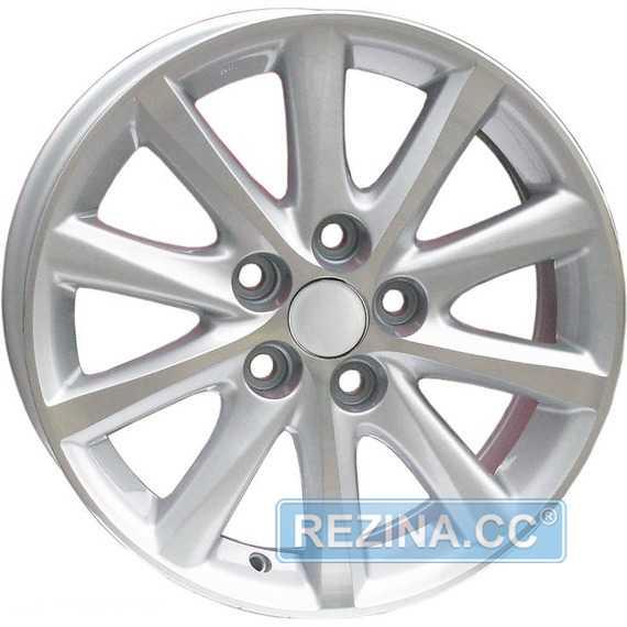REPLICA Toyota AR 237 Silver - rezina.cc