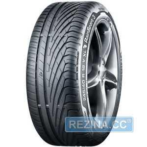 Купить Летняя шина UNIROYAL Rainsport 3 SUV 275/45R20 110Y