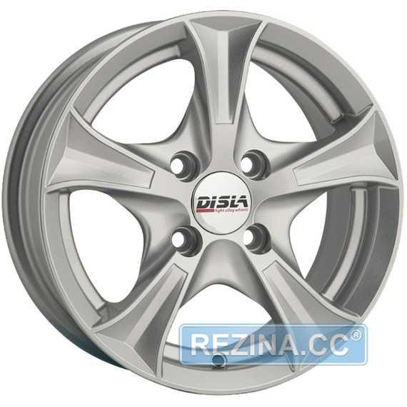 Купить DISLA Luxury 606 S R16 W7 PCD5x112 ET38 DIA66.6