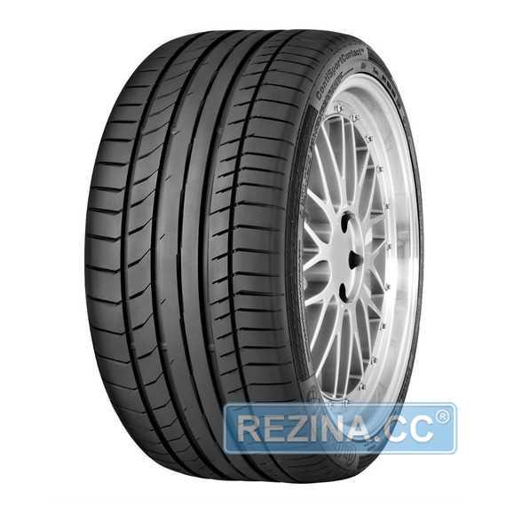 Купить Летняя шина CONTINENTAL ContiSportContact 5P 255/40R20 101Y