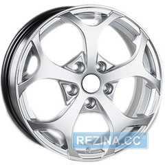 Купить REPLICA Opel JT1261 HS R16 W6.5 PCD5x110 ET36 DIA65.1
