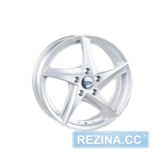 REPLICA Ford JT 1434 Silver - rezina.cc