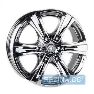 Купить REPLICA Toyota JT 1331 HHB R17 W7.5 PCD6x139.7 ET30 DIA110.1