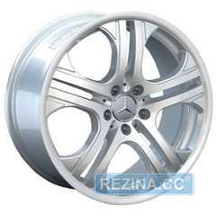 REPLICA Mercedes AR 393 Silver - rezina.cc