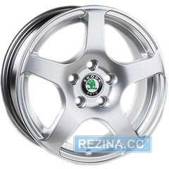 Купить REPLICA Skoda JT 1231 HS R14 W6 PCD5x100 ET38 DIA57.1