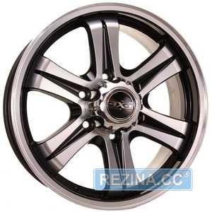 Купить TECHLINE 722 BD R17 W7 PCD6x139.7 ET38 DIA100.1