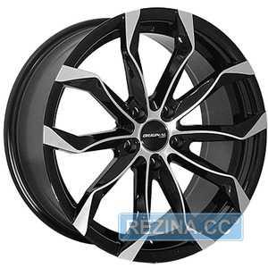 Купить REPLICA BMW 5320 BP R18 W8 PCD5x120 ET20 DIA74.1