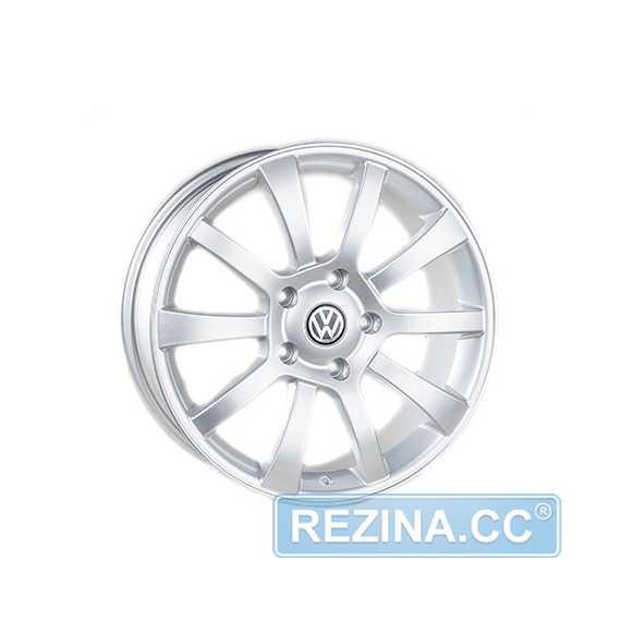 REPLICA Volkswagen JT1098 Silver - rezina.cc