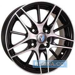 Купить TECHLINE 1406 BD R14 W5.5 PCD4x98 ET35 DIA58.6