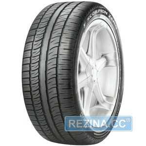 Купить Летняя шина PIRELLI Scorpion Zero Asimmetrico 255/55R18 109H