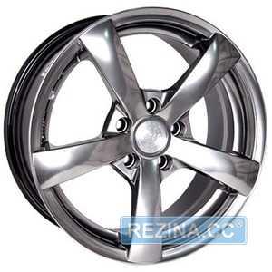 Купить RW (RACING WHEELS) H-337 HPT R14 W6 PCD4x100 ET38 DIA67.1
