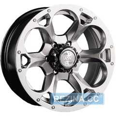 Купить RW (RACING WHEELS) H-276 C R17 W8 PCD6x139.7 ET20 DIA108.2
