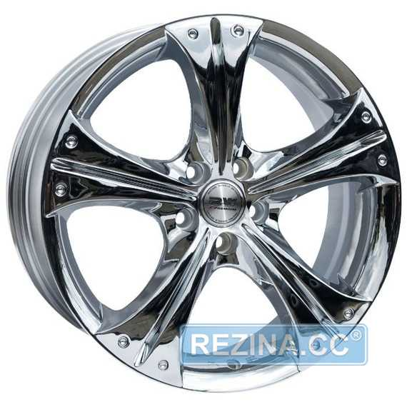 RW (RACING WHEELS) H-253 Chrome - rezina.cc